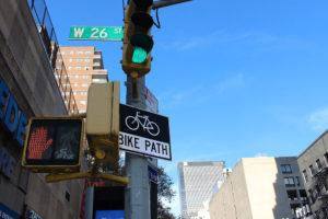 Life in the Bike Lane