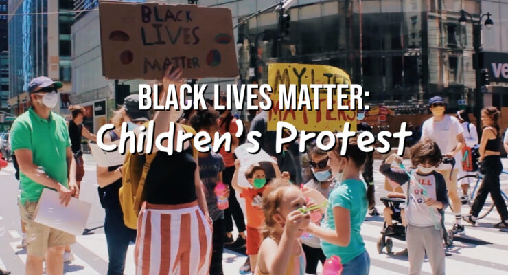 Children's Protest Thumbnail