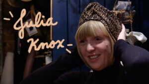 Julia Knox owns East Village Hats, a shop that does all things hat-related.