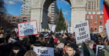 racial justice protest