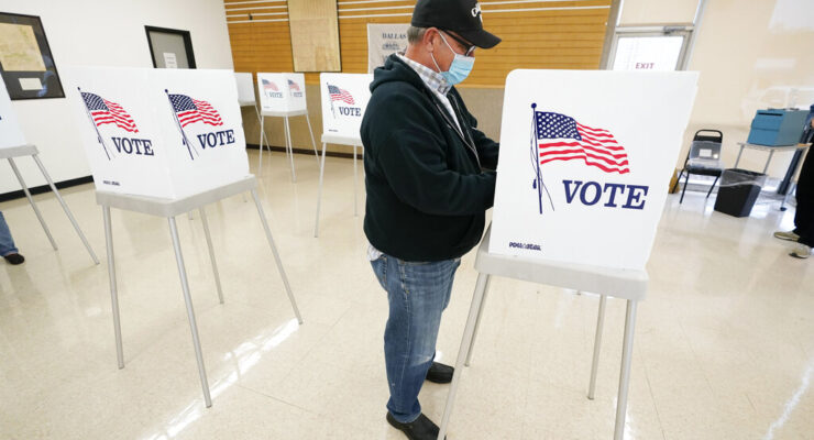 Election 2020 Early Voting Iowa