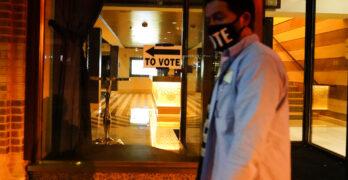 Election 2020 Georgia Voting